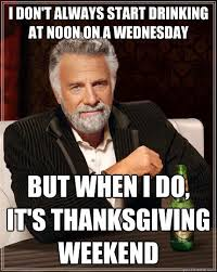 Happy Thanksgiving Meme - happy thanksgiving from the wfmer words of wfm