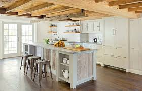 farmhouse island kitchen 36 modern farmhouse kitchens that fuse two styles perfectly