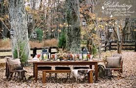 natural thanksgiving table design post interiors