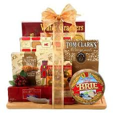food gift basket food gifts gift baskets target