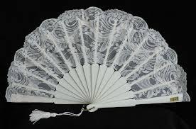 lace fans lace fan f 129 bridal lace fan abanico de puntilla fans