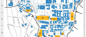 Usc Parking Map Ucla Parking Map Work To Home Google Maps Universal Studios
