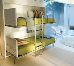 Fold Down Beds And Space Saving Bunk Beds From Resource Furniture - Folding bunk beds