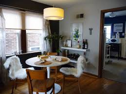 Small Dining Room Decor Ideas - interesting open kitchen dining room in small home decor igf usa