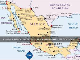 Monterrey Mexico Map by Mexico City Veracruz By Scotty Lefferts