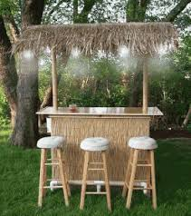 Tiki Patio Furniture by Tiki Bars U0026 Huts Palm Trees Luau Supplies