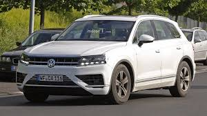 touareg volkswagen price 2018 vw touareg will probably look a lot like this