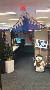 cubicle decorating xmas do it urself pinterest cubicle