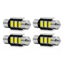 Led Car Lights Bulbs by White Canbus Led Festoon Bulbs Led Dome Light Festoon Lamp