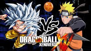 dragon ball xenoverse pc super saiyan 5 goku vs naruto pc mods