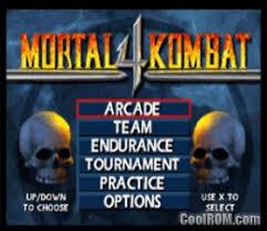 mortal kombat 4 apk mortal kombat 4 rom iso for sony playstation psx