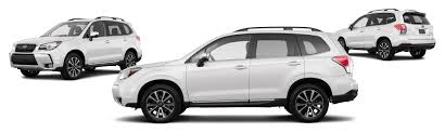 suv subaru 2017 2017 subaru forester awd 2 0xt touring 4dr wagon research