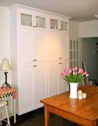 Stand Alone Kitchen Cabinets Best 20 Stand Alone Pantry Ideas On Pinterest Wall Pantry