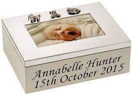 personalized keepsake boxes personalised baby albums keepsake boxes photo frames by bundles