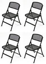 Flex One Folding Chair Metal Folding Chairs Ebay