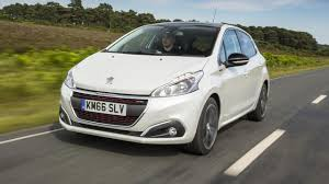 peugeot cars 2017 2017 peugeot 208 review top gear