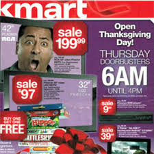 kmart thanksgiving day 3 day sale ad blackfriday