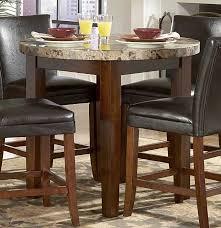 round counter height table set alyssa 48 round counter height table dining set ashley round designs
