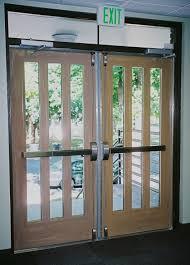 Exterior Doors Commercial Commercial Interior Metal Doors Wood Grained Doors Church Metal