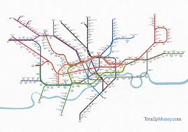 800 Sq Ft To M2 by This Tube Map Shows The Average Property Prices At Every London