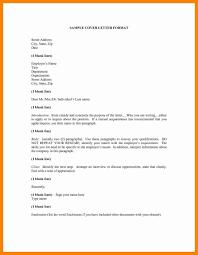 proper resume cover letter format formatting a cover letter stunning resume exles templates 10 best