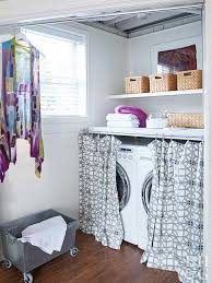 Shelf Ideas For Laundry Room - small laundry room ideas