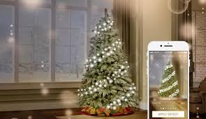 you can buy tree lights which are customizable using