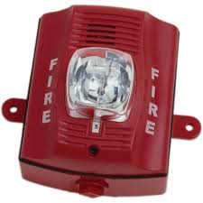 wall mount strobe light fire alarm inspections by reliable fire