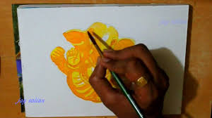 how to draw ganesha youtube