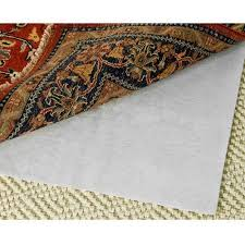 What Is A Rug Pad Safavieh Carpet To Carpet Area Rug Pad Walmart Com