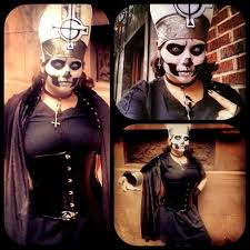 halloween costume with mask photo gallery everyone in the known universe was papa emeritus