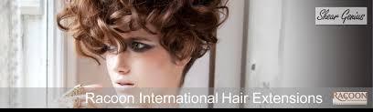 racoon hair extensions racoon international hair extensions shear genius