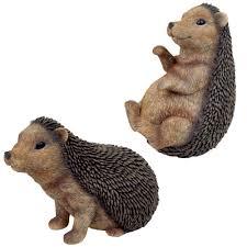 large hedgehog garden ornament choose design gardens2you