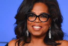 oprah winfrey new hairstyle how to oprah tells magazine running for president is not for me