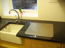 amazon com stainless steel worktop saver chopping board round