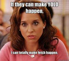 Stop Trying To Make Fetch Happen Meme - image 768918 stop trying to make fetch happen know your meme