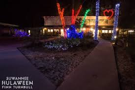 Spirit Of The Suwannee Christmas Lights Hulaween 2017 Part 1 The Fest Where Y U0027at