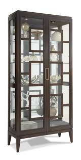 Wine Storage Cabinet Curio Cabinet Curio Cabinet With Wine Storage Glass Doors Light