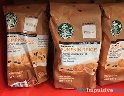 pumpkin spice for coffee pumpkinundation 2017 starbucks limited edition pumpkin spice ground