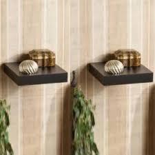 the new look wood wall shelves set of 2 wall shelves homeshop18
