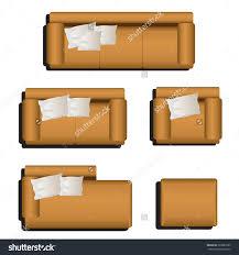sofa isolated stock vectors vector clip art shutterstock furniture