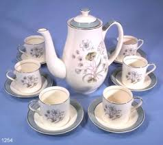 Coffee Set catalogue coffee sets collectable china