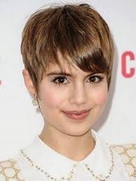 hairstyles for women with round head short hairstyles with fine hair for round faces