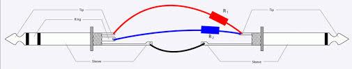 1 4 to xlr wiring diagram mono ts xlr to 1 4 cable 4 pin