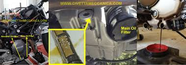 ducati monster 696 the next step for change oil and filter learn
