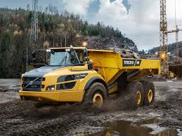volvo haul trucks for sale new volvo a40g trucks for sale