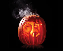create a smoking pumpkin with an e cigarette popular science