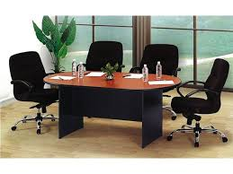 Oval Boardroom Table Office System V Series Meeting Conference Oval Conference Table