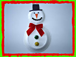 easy winter crafts easy paper crafts for childreneasy snowman
