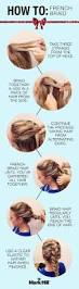 medium length hairstyles with braids 10 french braids hairstyles tutorials everyday hair styles